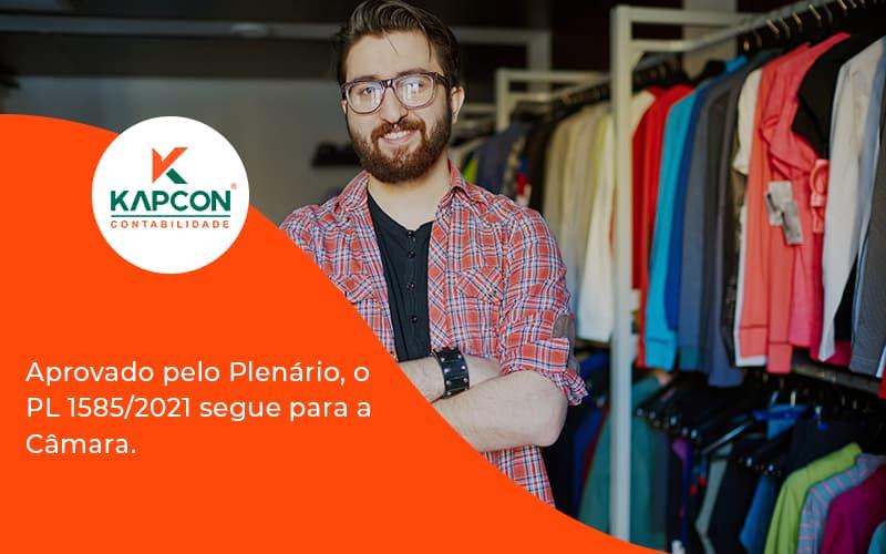 Aprovado Pleno Plenario O Pl 15852021 Segue Para A Camara Kapcon - Notícias e Artigos Contábeis em São Paulo | Kapcon Contabilidade